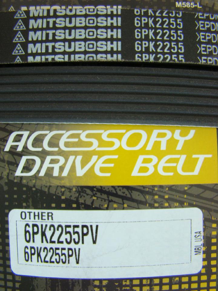 Lexus 90916-02584 Serpentine Belt